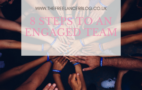 8 Steps To An Engaged Team