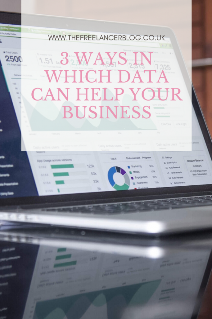 3 Ways In Which Data Can Help Your Business
