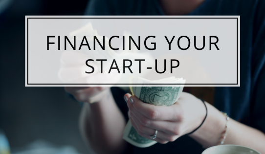 Financing Your Start-Up